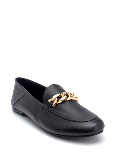 Derimod Kadın Loafer(6415) Casual Siyah